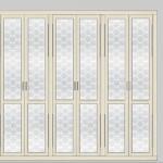 diseño armario blanco